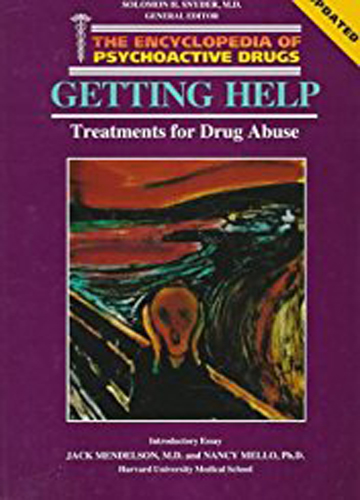 Getting help : treatments for drug abuse..