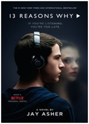 Thirteen reasons why: If you're listening, you're too late