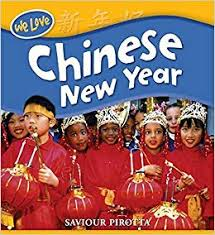 We love Chinese new year.
