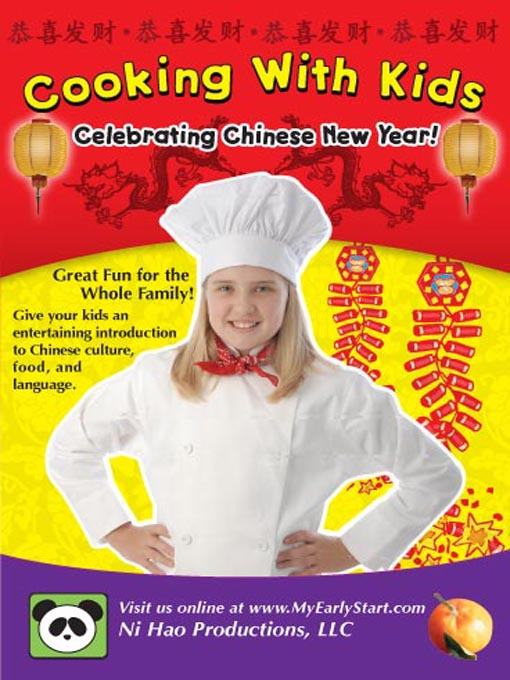 Celebrating Chinese New Year (Cooking with Kids)