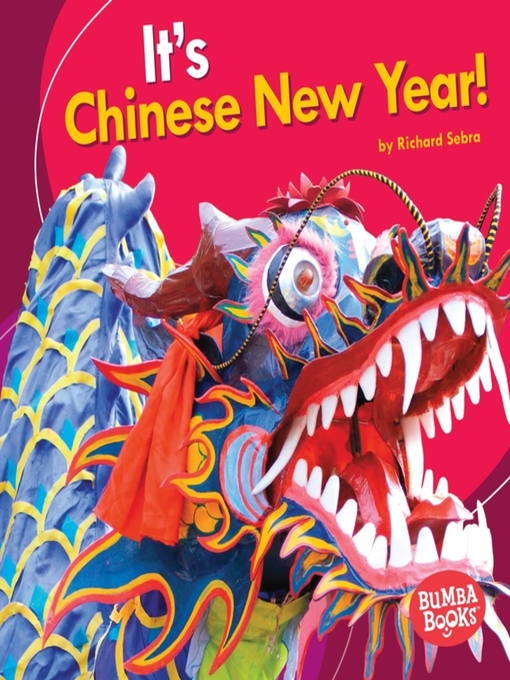 It's Chinese New Year! (It's a Holiday!)